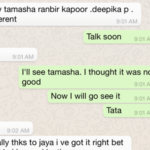 Tamasha, A Film Review