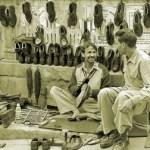 The Barefoot Cobbler