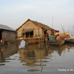A Village on the Tonle Sap