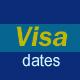 Visa dates
