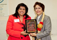 India Vision Foundation Honors Anu Peshawaria