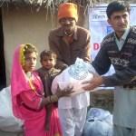 SEWA USA Helps Flood Victims in Pakistan