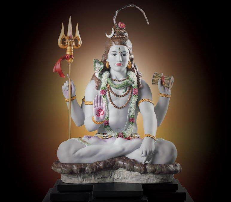 Lladró presents Lord Shiva
