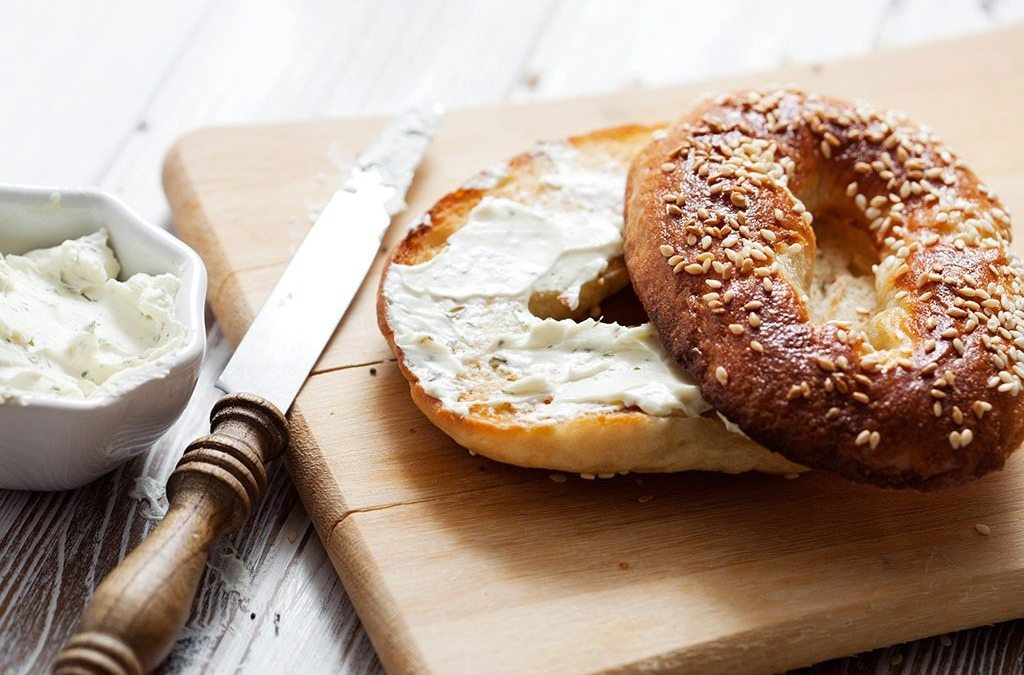 Bagels, Cream Cheese and Your Portfolio