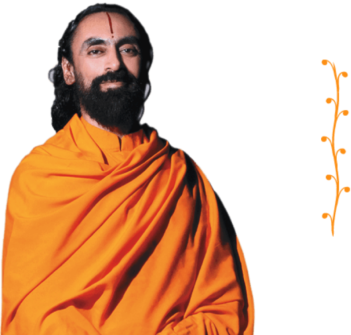 "Swami Mukundananda Talk, Yoga & Meditation on ""7 Mindsets for Success in Life and Beyond"""