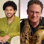 Indian Jazz Journey with George Brooks, featuring Mahesh Kale