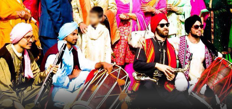 How KGS Band Crafted the Sharma Family's Dream Wedding!