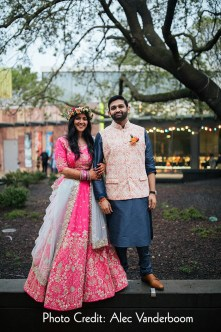 Anu Oza and Maneesh Sharma