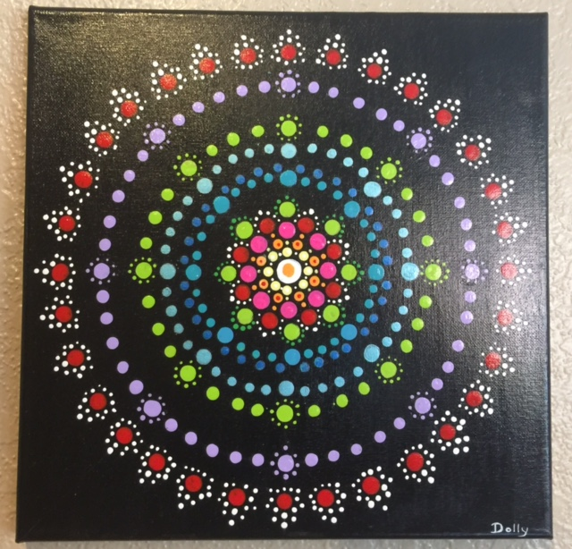 Dot Mandala Painting Workshop for Adults