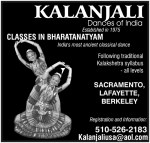 Kalanjali Dances of India