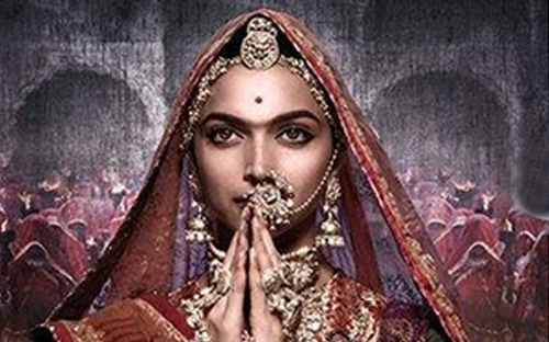 "Deepika Padukone on ""Padmavati"": ""We Will Not Live in Fear."""
