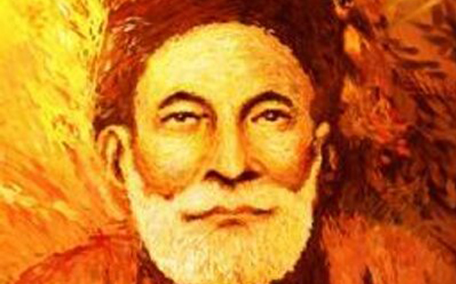 Google Doodle honors Mirza Ghalib today