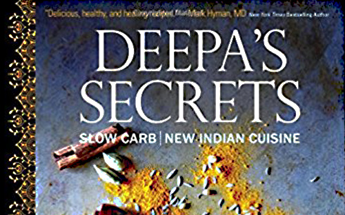 A Cookbook for Healthy Living – Deepa's Secrets
