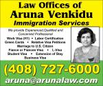 Law Offices of Aruna Venkidu