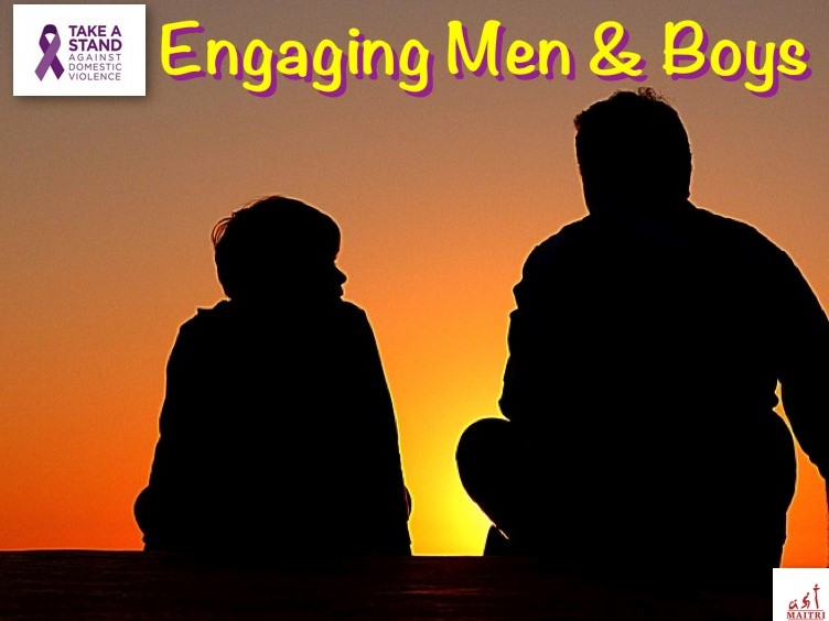 Engaging Men & Boys!