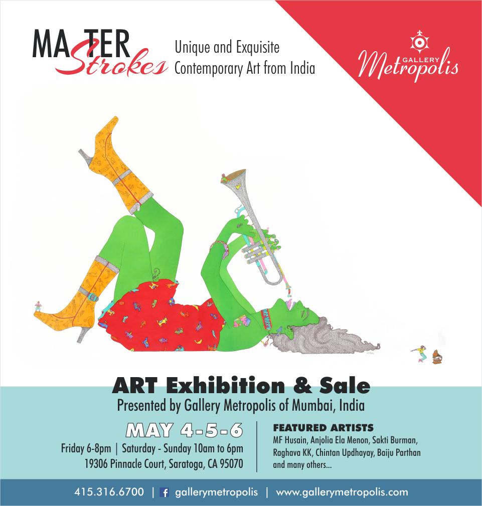 Master Strokes: Contemporary Art from India