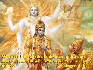 Sri Bhagavad Gita Talk & Kirtan