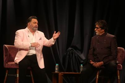 """In Conversation"" with Amitabh Bachchan and Rishi Kapoor"