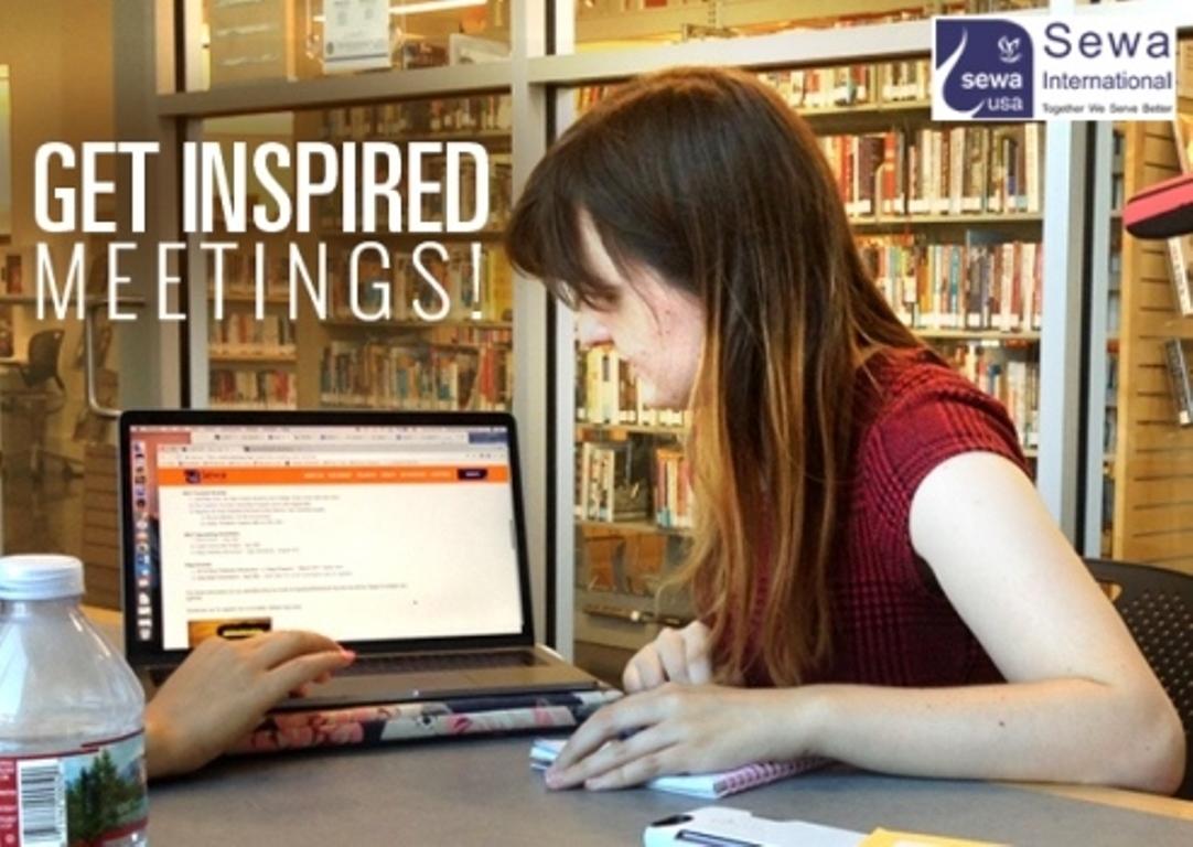 Get Inspired! A Summer Internship
