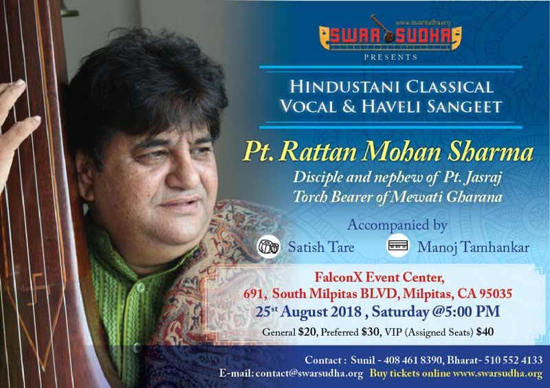 Hindustani Classical & Haveli Sangeet
