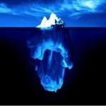 Love is Like an Iceberg