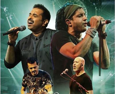 Shankar, Ehsaan, Loy & Farhan Akhtar Live!