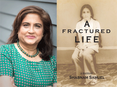 A Fractured Life, Book Reading