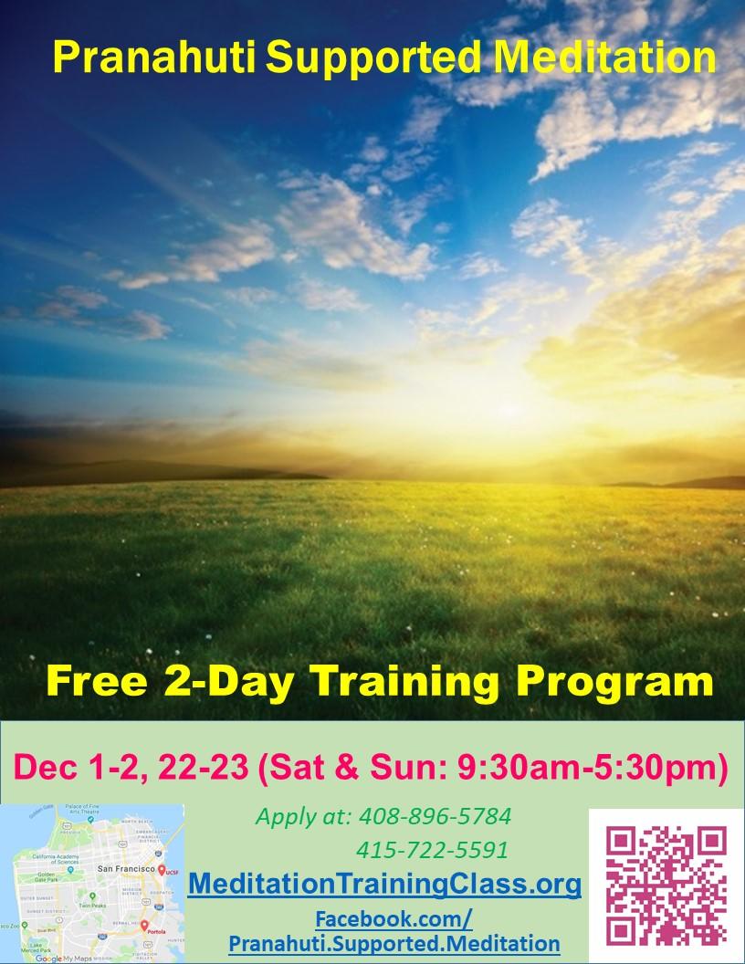 Meditation Training Program