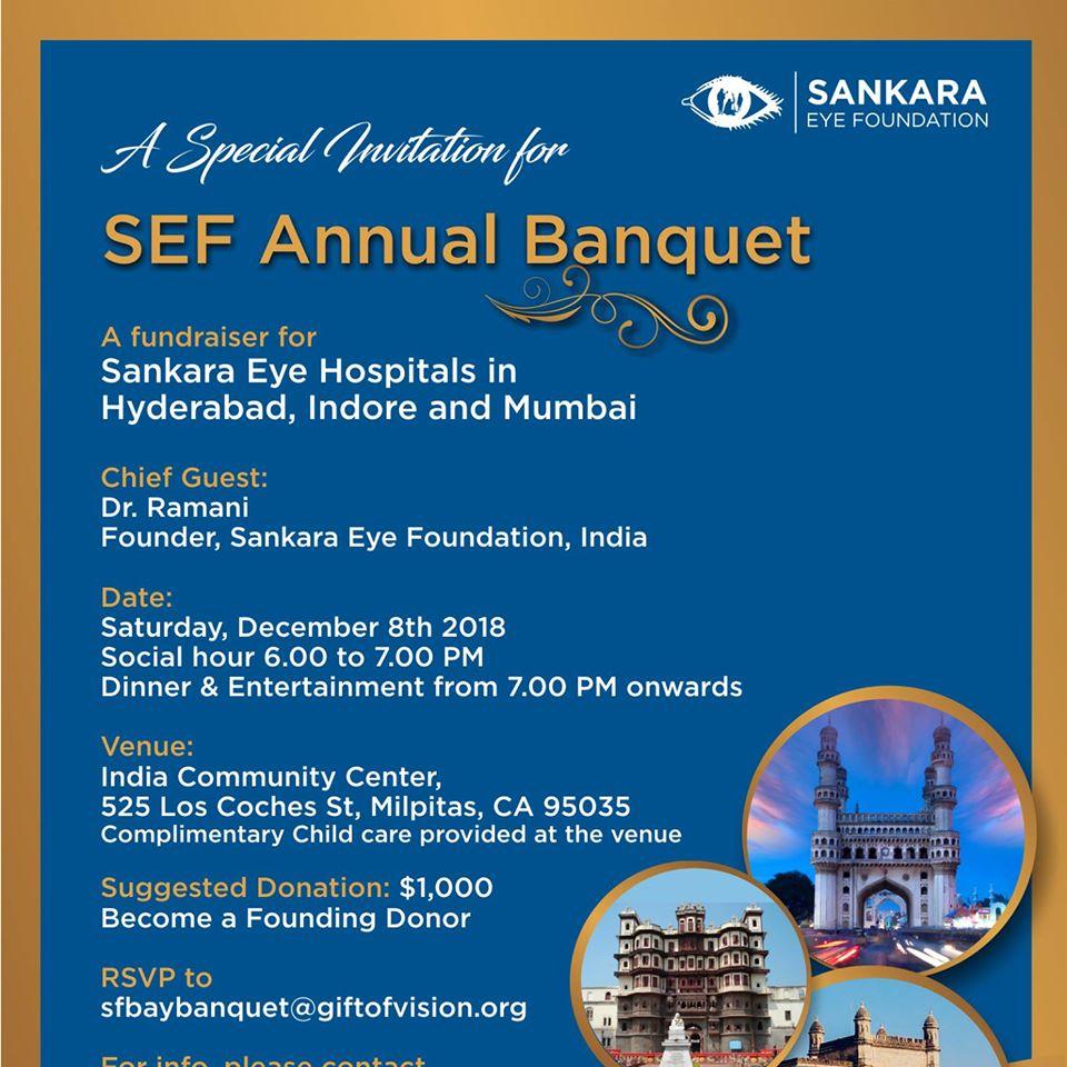 SEF Annual Banquet