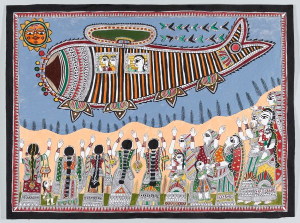 What is Mithila Art?