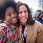 """""""My mother was the greatest source of inspiration in my life."""" Kamala Harris"""