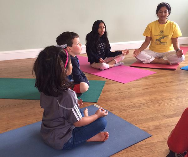 Children's Yoga Open House