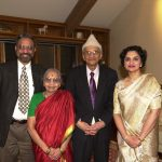 At The Cusp Of A New World: Suhas and Jayashree Patil