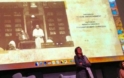 Nandita Das Delights at Stanford