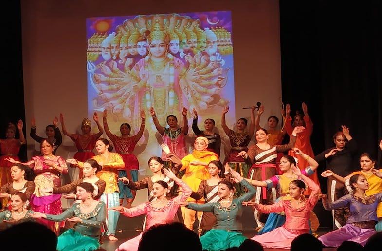 Dashavtar : A Spectacular Dance Drama