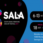 South Asian Literature & Art Festival: Oct 6-13