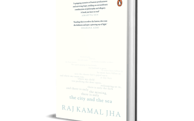 Book Review: The City and the Sea by Raj Kamal Jha