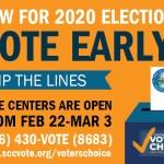 New Vote Centers Open For Santa Clara County Primaries