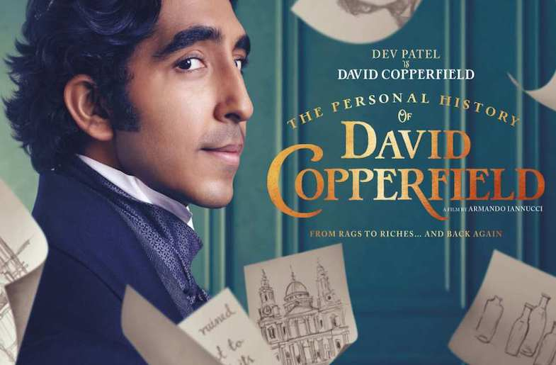 Dev Patel Returns to the Screen as David Copperfield