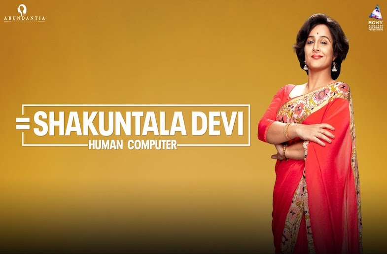 Shakuntala Devi is Coming to Your Screen