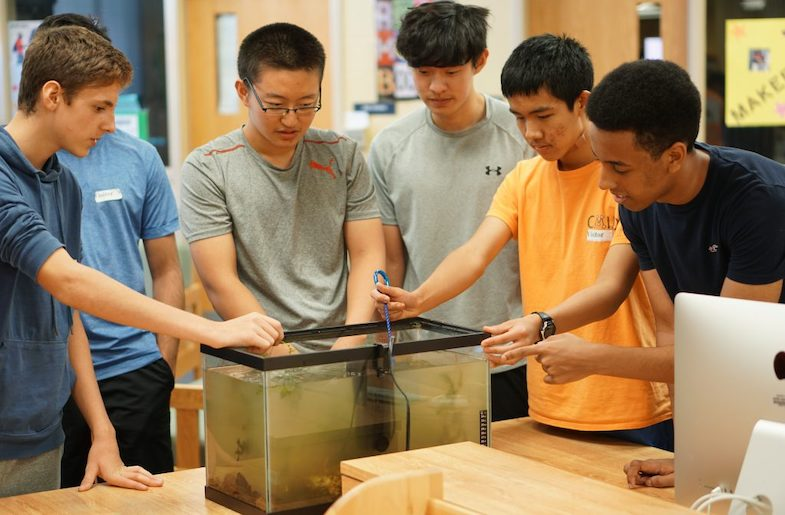 The Bioma Project Brings Nature into the Classroom