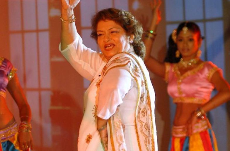 The Powerful Dancing Legacy of Saroj Khan