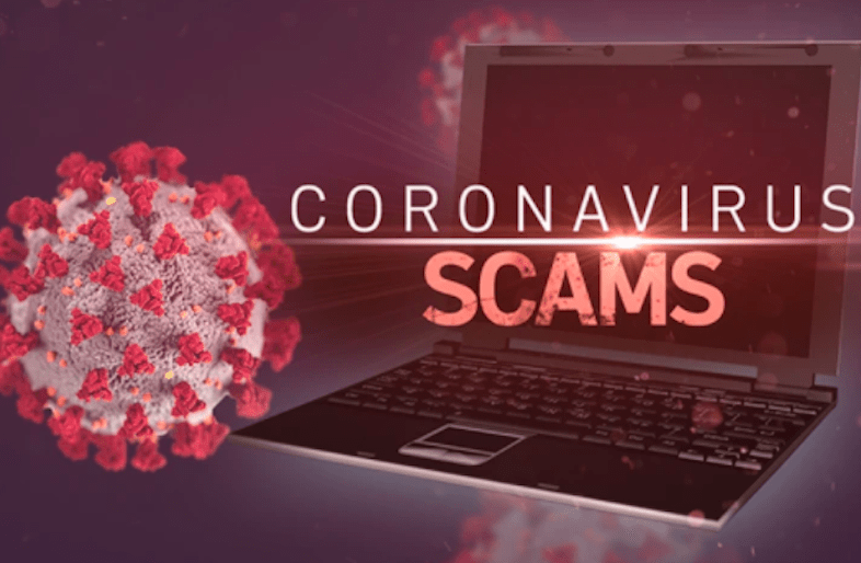 Corona Virus Opens a Pandora's Box of Scams