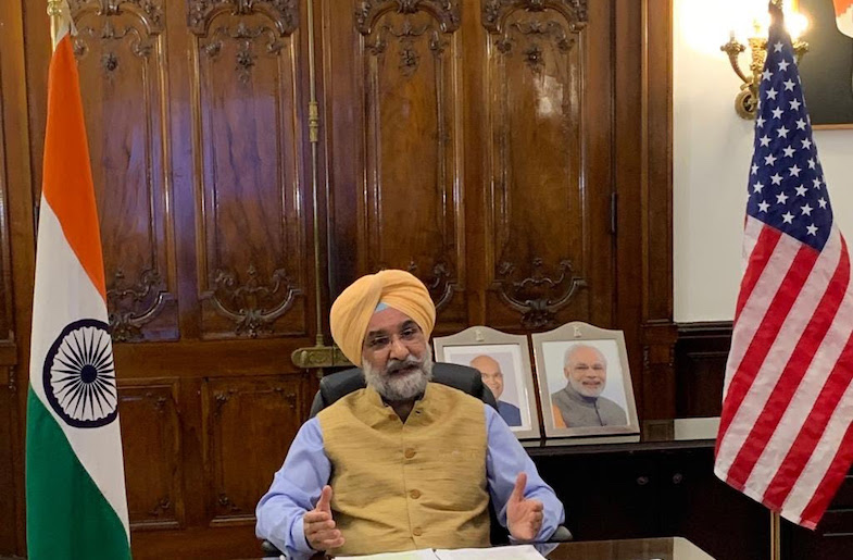 Indian Ambassador Talks Trade With Wisconsin Governor