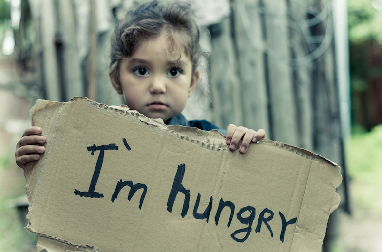Hunger Surges During COVID Crisis