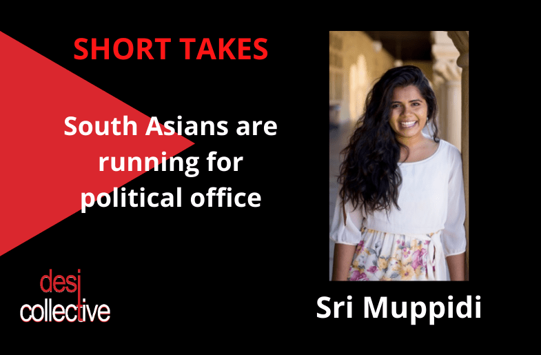 South Asians Running for Office – Sri Muppidi in Dublin