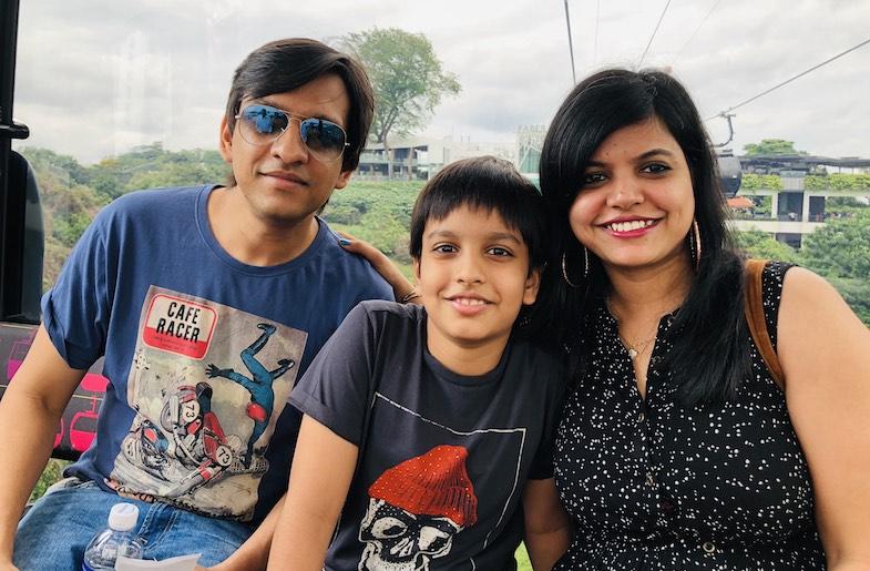 Treatment From Mumbai to Houston: Help A Family