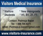 Visitors Insurance