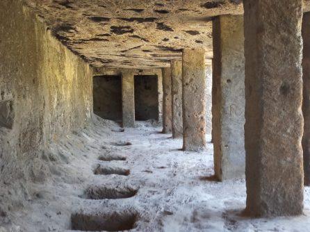 Khapra Khodiya Caves