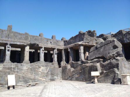 Khapra Khodia Caves